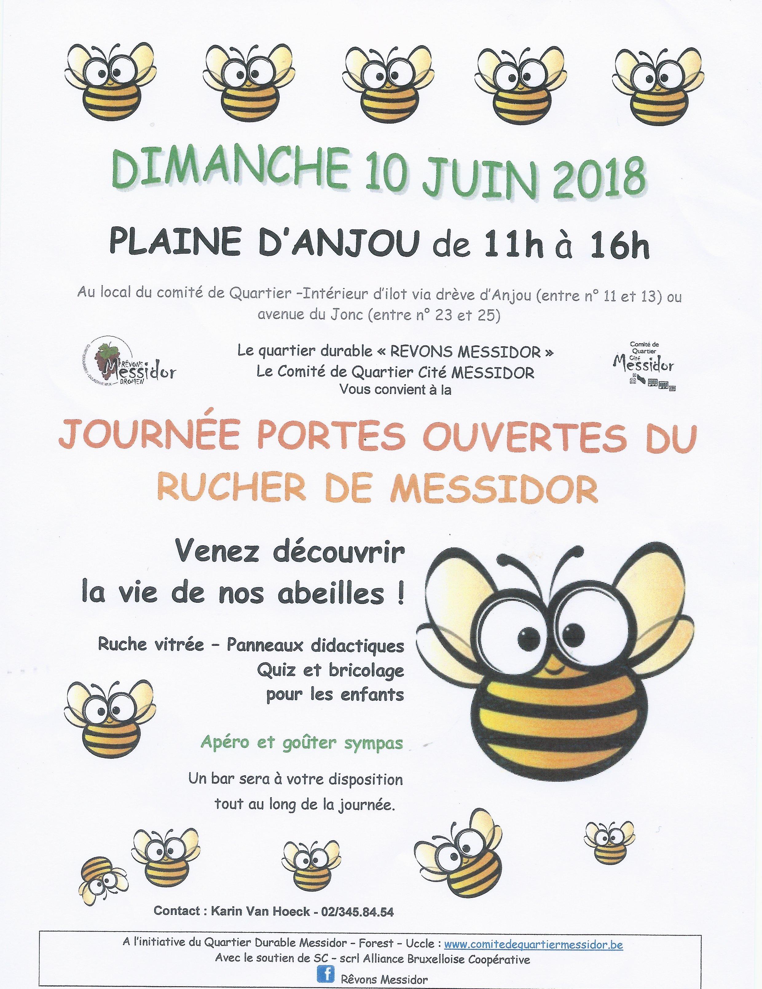 Journée abeilles 2018